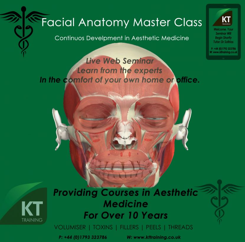Online anatomy course